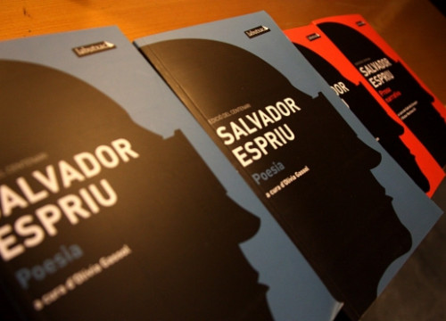 Salvador Espriu work has been reprinted in 2013 (by P. Cortina)