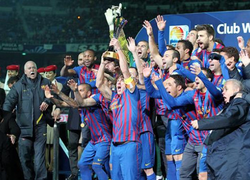 Barça is again the most media covered club in the world (by FC Barcelona)