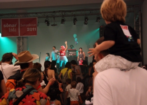 The SonarKids festival last year was quite popular (by ACN)