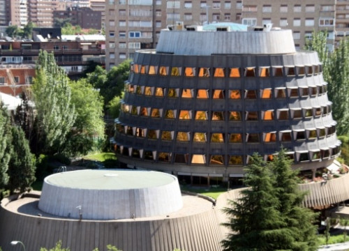 Spain's Constitutional Court offices in Madrid (by ACN)