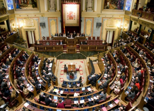 The Spanish Parliament will debate transferring to Catalonia the powers to organise referendums (by ACN)