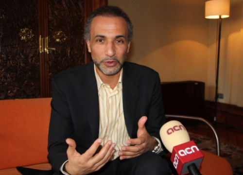The academic Tariq Ramadan (by M. Fernández)