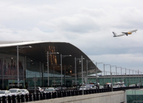 The Terminal 1 of Barcelona El Prat Airport (by ACN)