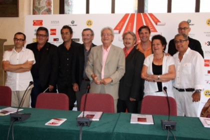 The board of the Catalonia's Theatre Business Association
