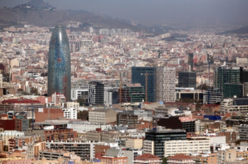 Barcelona is one of the best cities in Europe to locate a business according to Cushman & Wakefield (by ACN)