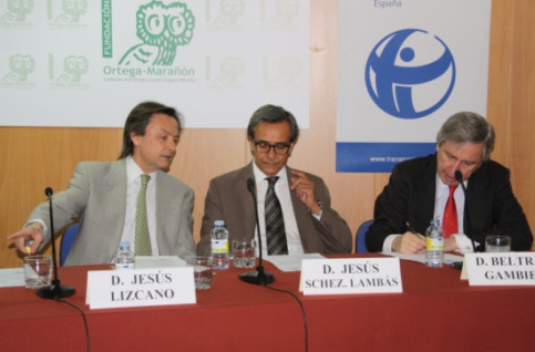 The presentation of the Transparency International's report (by R. Pi de Cabanyes)
