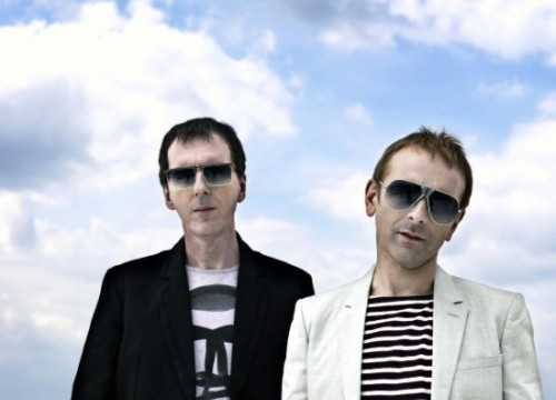 The Brit duet Underworld (by Sónar Press)