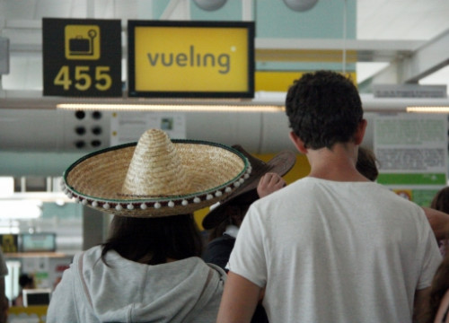 Vueling has Barcelona El Prat Airport as its main operating base (by ACN)
