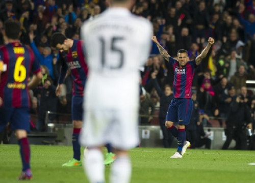 Barça is one win away to call the Spanish League title, after Real Madrid's tie in Valencia (by FC Barcelona)