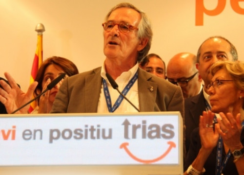 Xavier Trias will become Barcelona's next Mayor (by P. Mateos)