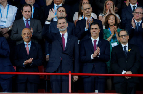 Spanish president rejects agreed referendum for Catalonia