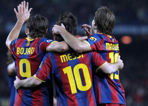 Never before a team had scored so many points at the championship (by FC Barcelona)