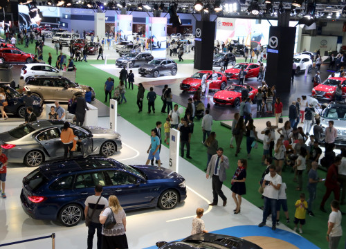 The Automobile Barcelona closed with record figures (by Julia Perez)