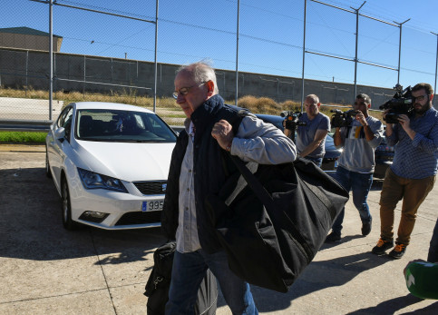 Spain's former vice president and IMF head enters jail