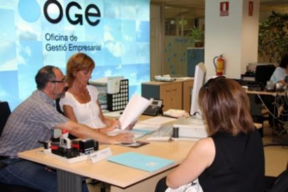 The Office for Business Managment in Barcelona