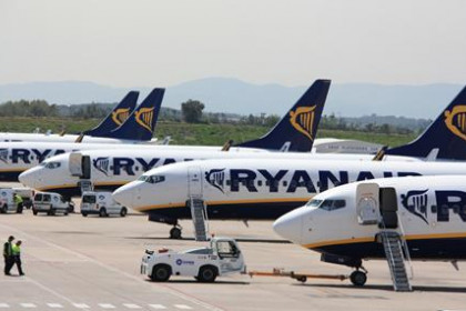 Ryanair is the main airline in Girona and Reus, and soon will also fly from Barcelona
