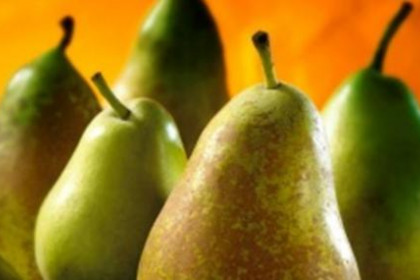 Some pears from the Lleida Designation of Origin