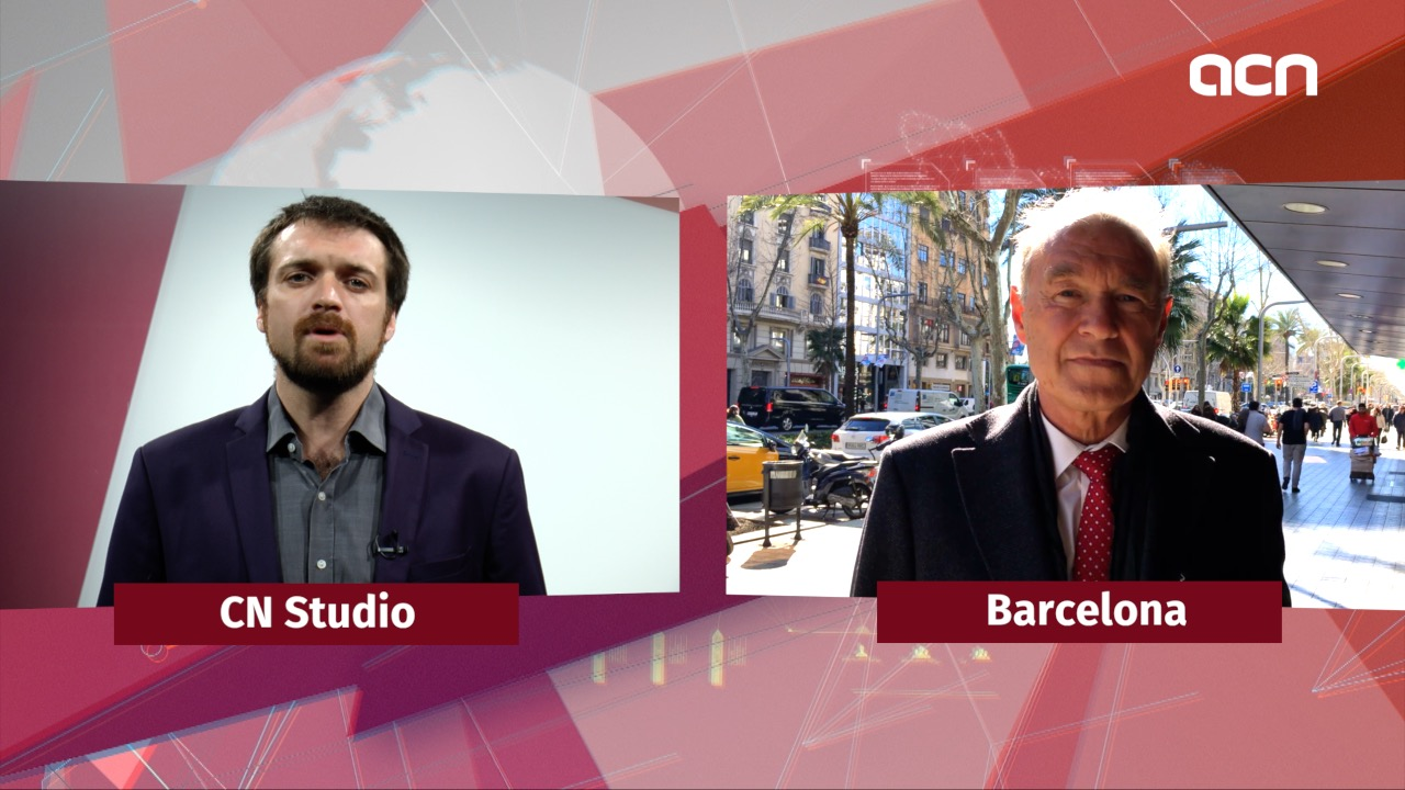 7-Mar-18 TV News: 'UN Human Rights Commission warns Spain over use of pre-trial prison'
