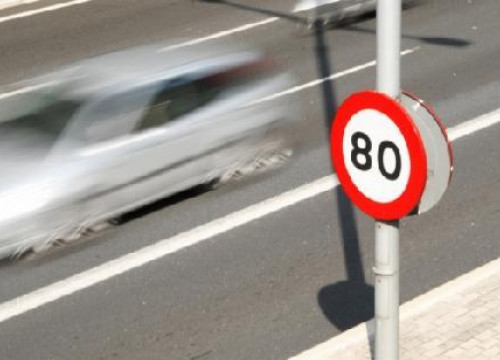 The days of the previous government's speed limit measure that brought about a 80 km/h zone are limited (by ACN)