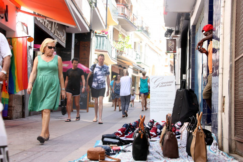 Sitges shopping