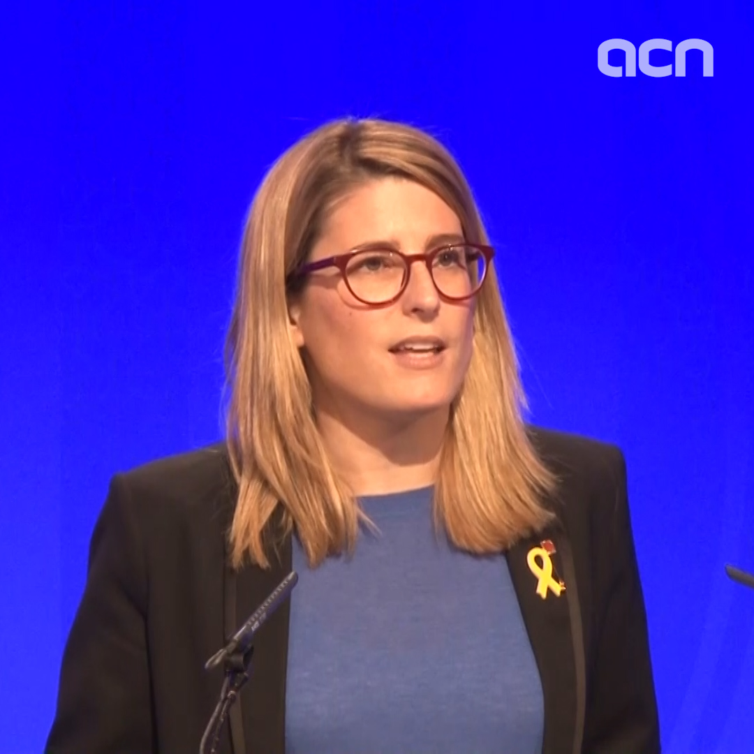 '[Spanish president] Sánchez failed to use the opportunity after Rajoy was ousted from power,' says Catalan government spokesperson Elsa Artadi