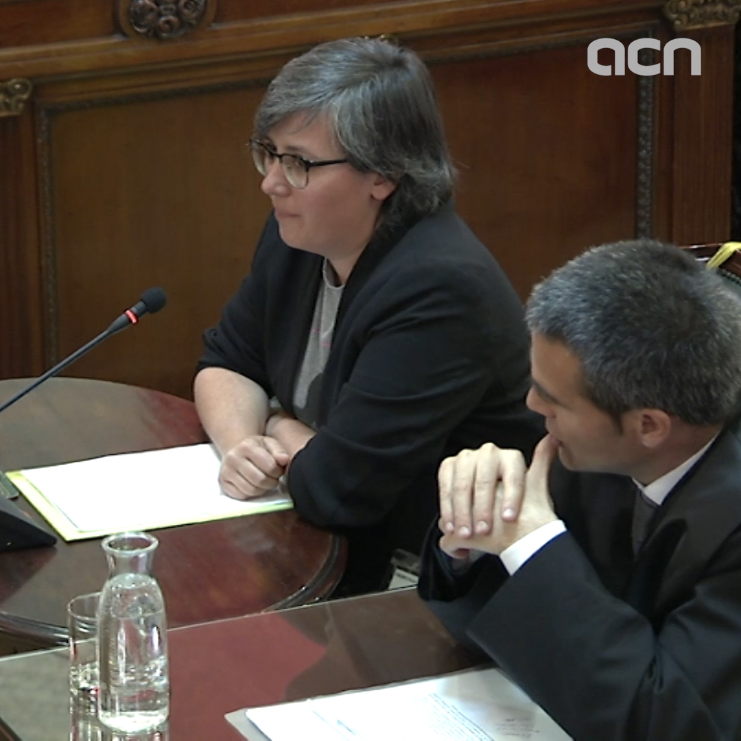 Jordi Sànchez 'was completely convinced' to call off the September 20th demonstration says former CUP MP