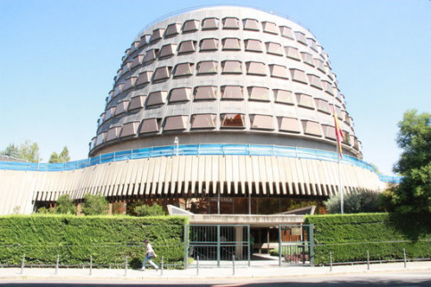The building of Madrid-based Constitutional Court (by ACN)