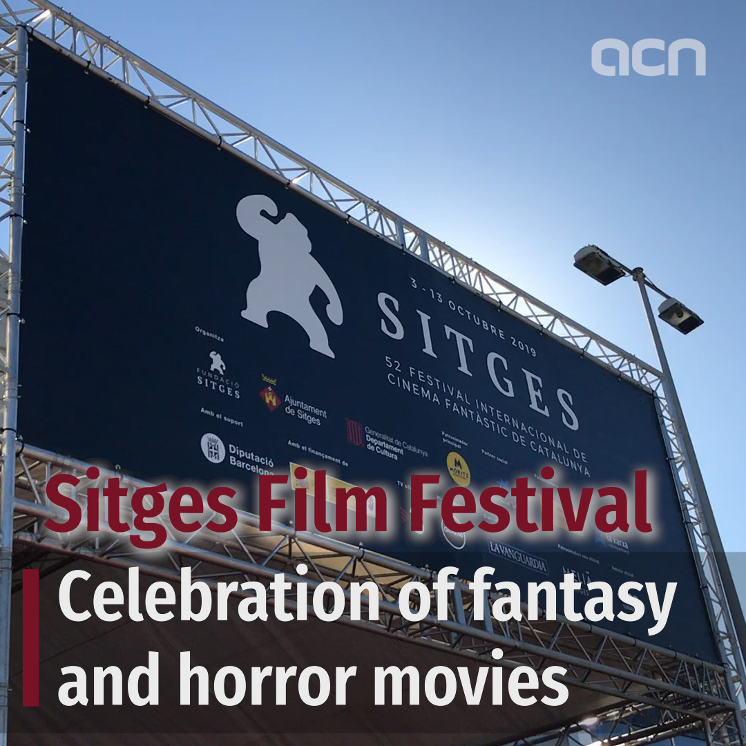Sitges: Zombies, virtual reality, and a world-leading Fantasy & Horror Film Festival
