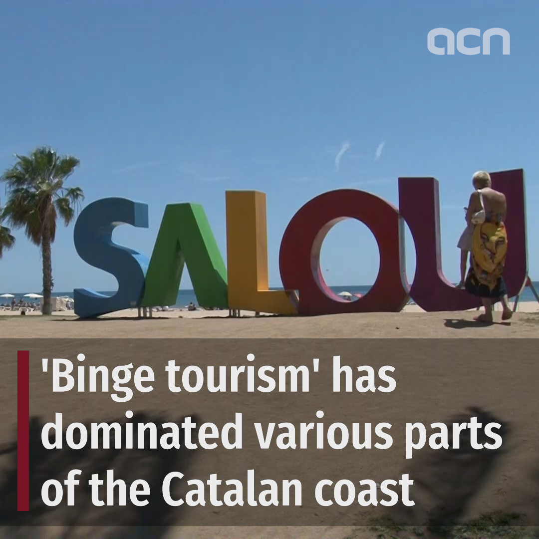 Catalan tourist resorts confront drinking problem