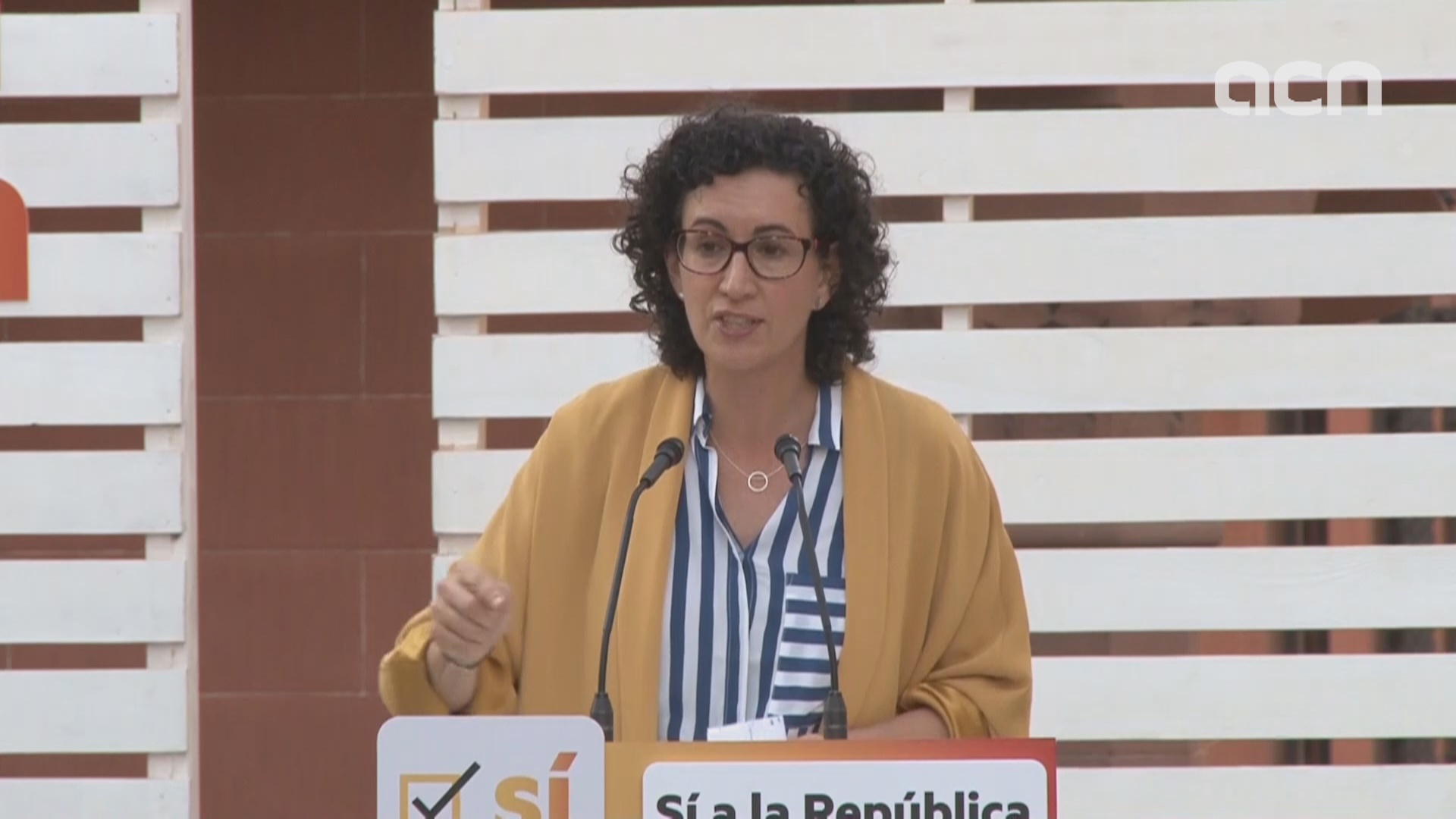 "Spain threatened Catalan government with ""blood"" and ""deaths in the streets"", says ERC leader"