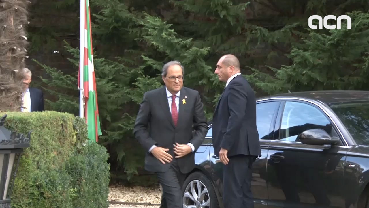 "President of Catalonia Quim Torra demands ""bilateral meeting"" with Spanish executive"