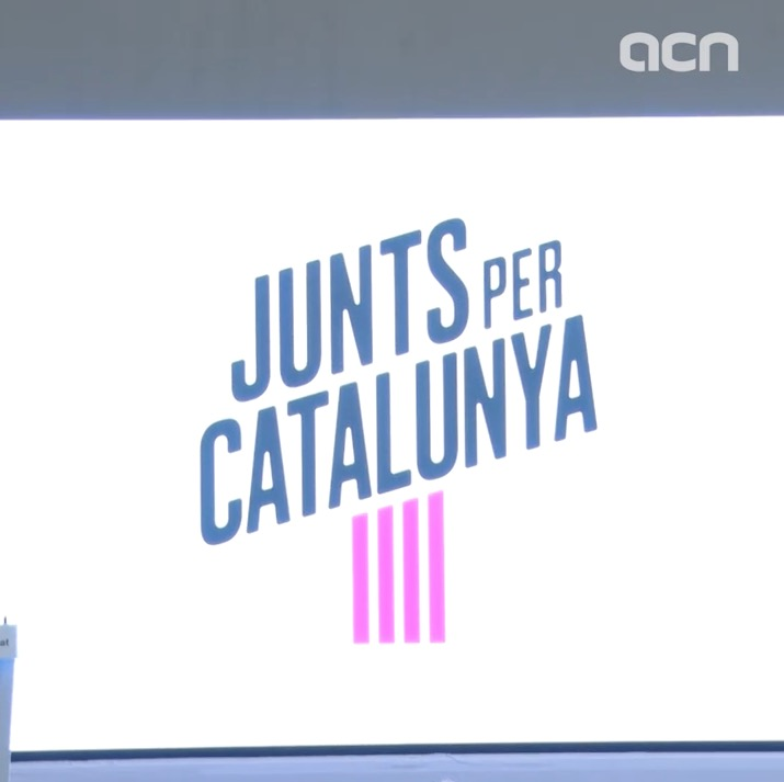 JxCat: Puigdemont's party with three candidates running from prison