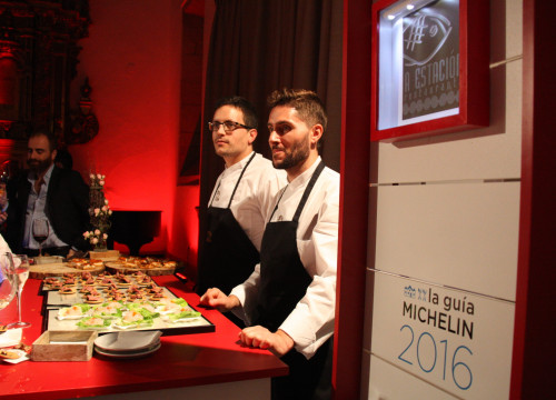Spain and Portugal's Michelin Guide 2016 presentation in Santiago de Compostela (by ACN)