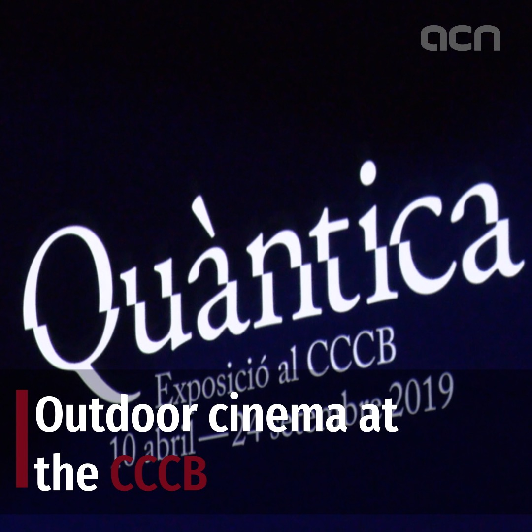 Gandules offers outdoor films exploring quantum physics