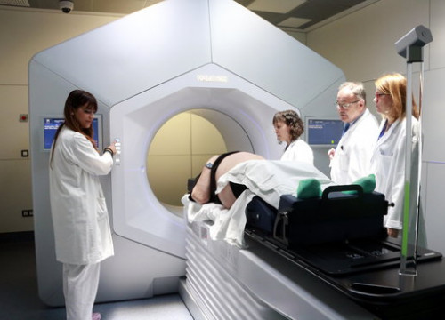 The new radiotherapy facility at the Vall d'Hebron hospital campus