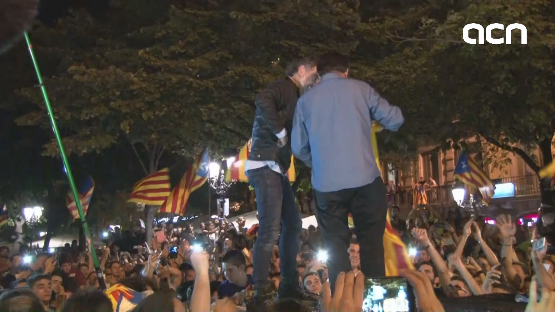 Unilateral independence no longer option for jailed Catalan leaders