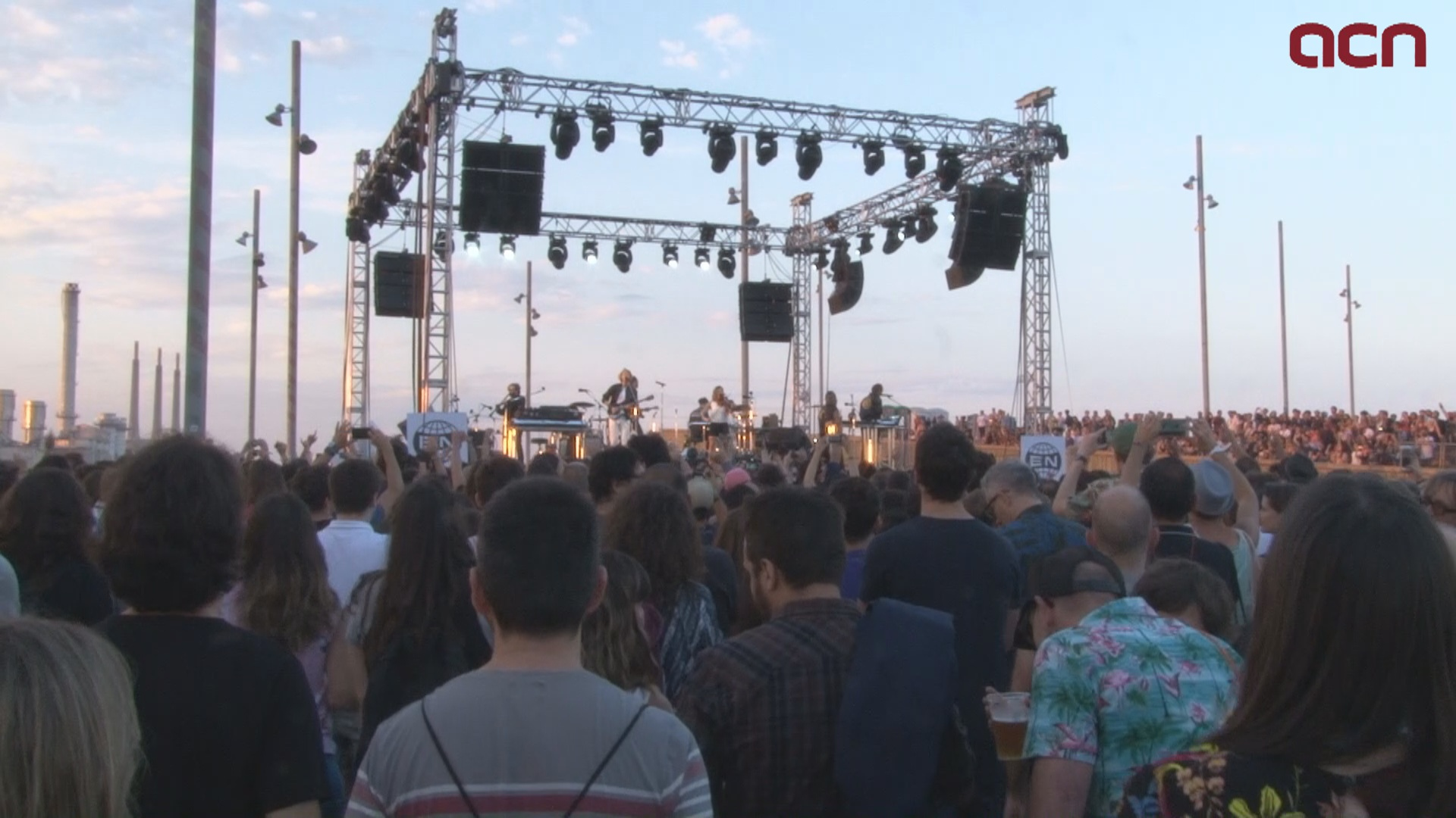 More than 200,000 people attended Primavera Sound 2017