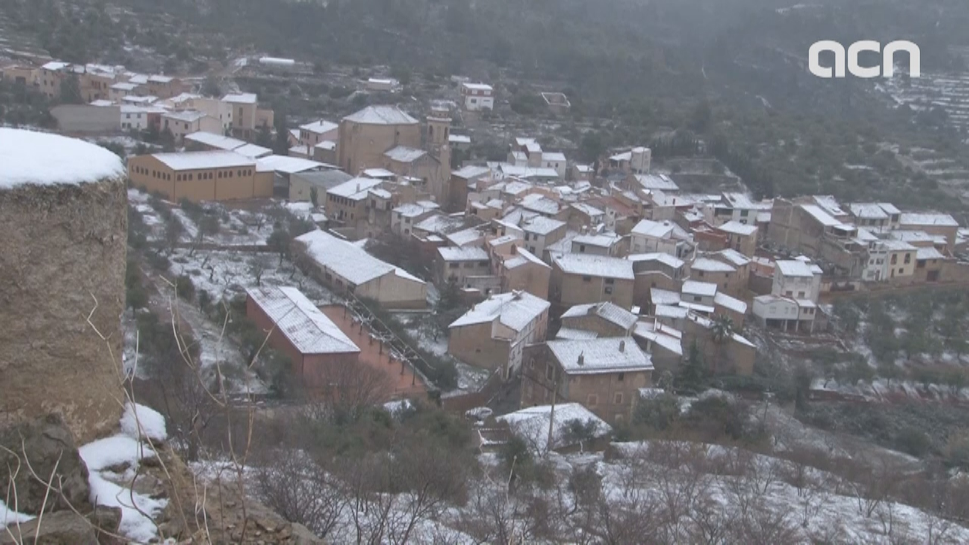 Adverse weather takes Catalonia by storm