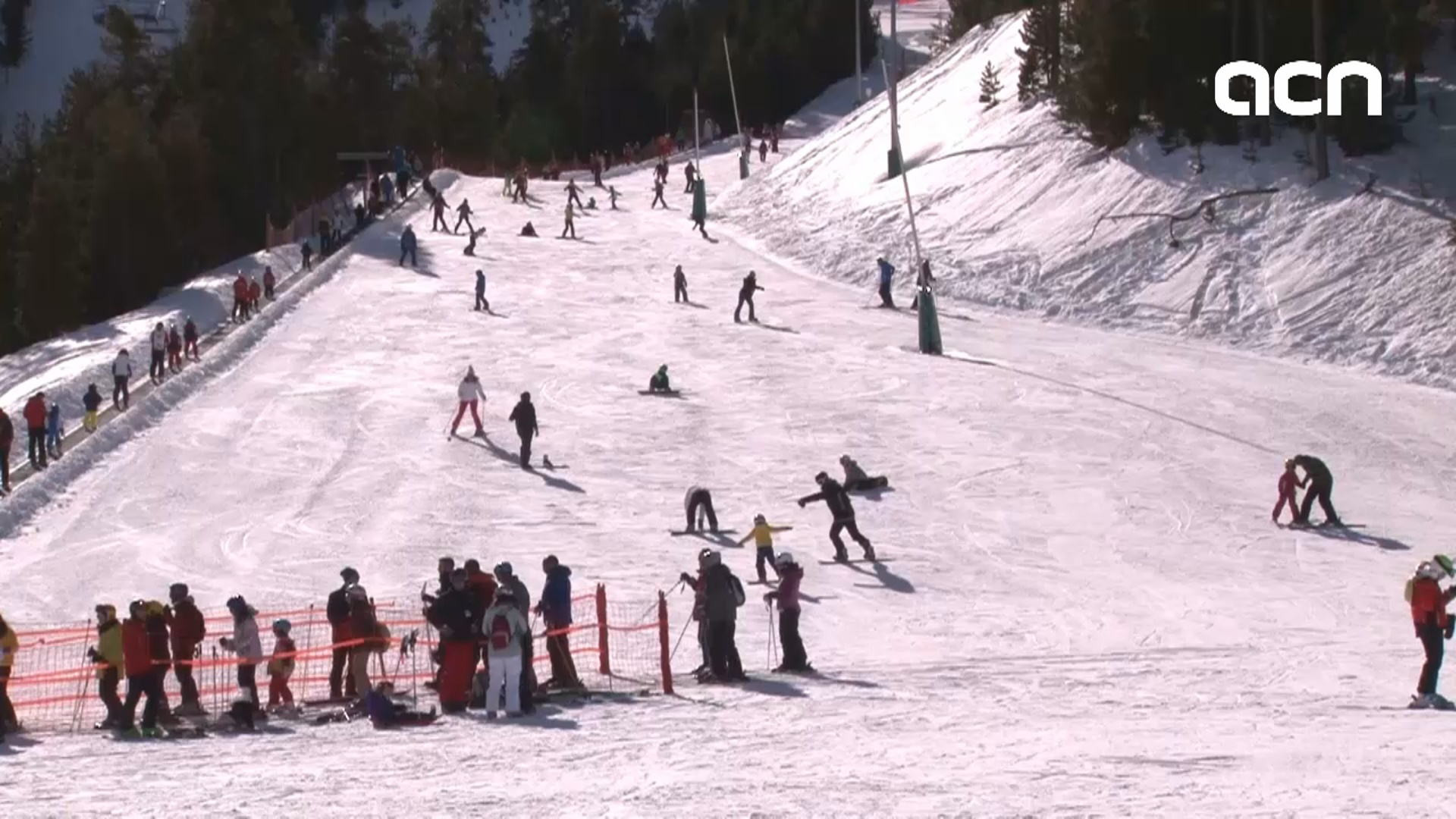 Ski season might last till early May says resort