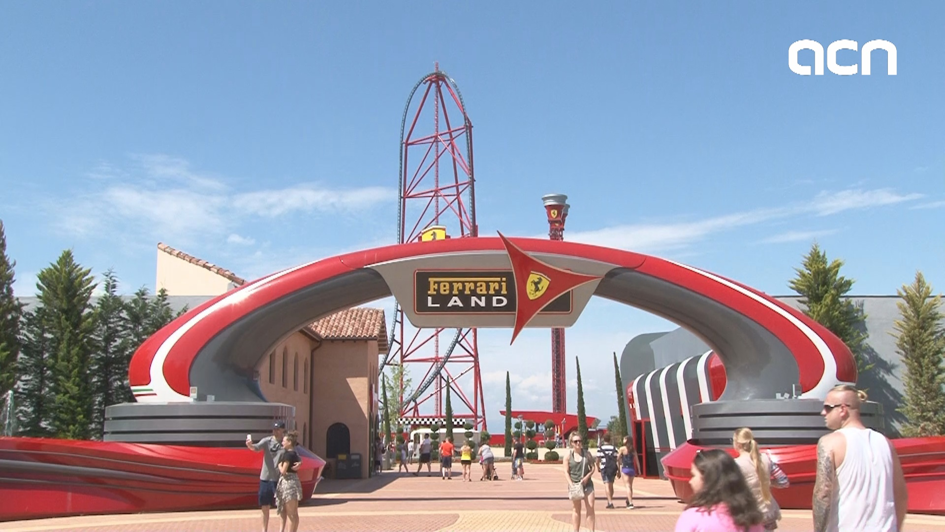 PortAventura theme park forecasts more than record 5 million record visitors this season