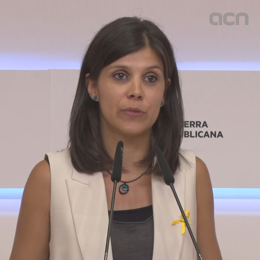 ERC's Marta Vilalta on concensus among pro-independence parties