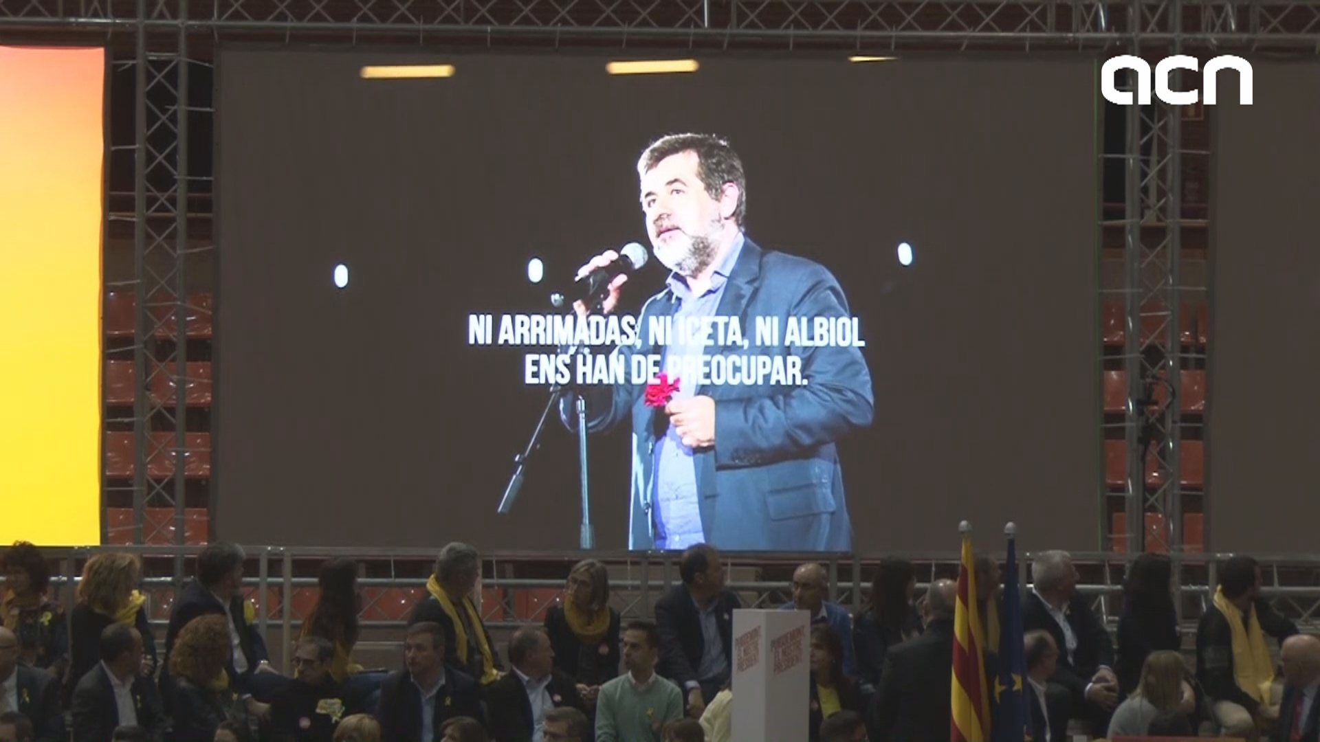 Jordi Sànchez: the grassroots activist turned presidential candidate
