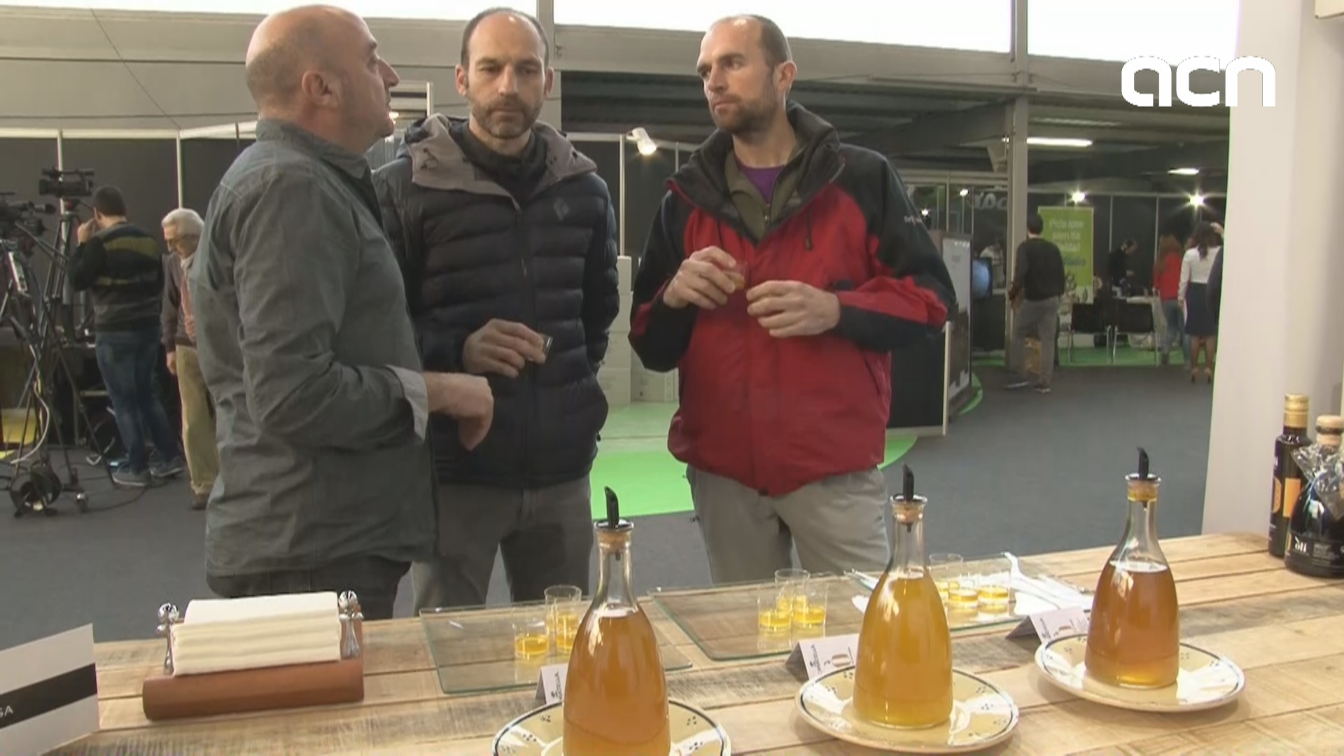 Garrigues olive oil fair kicks off with record number of exhibitors