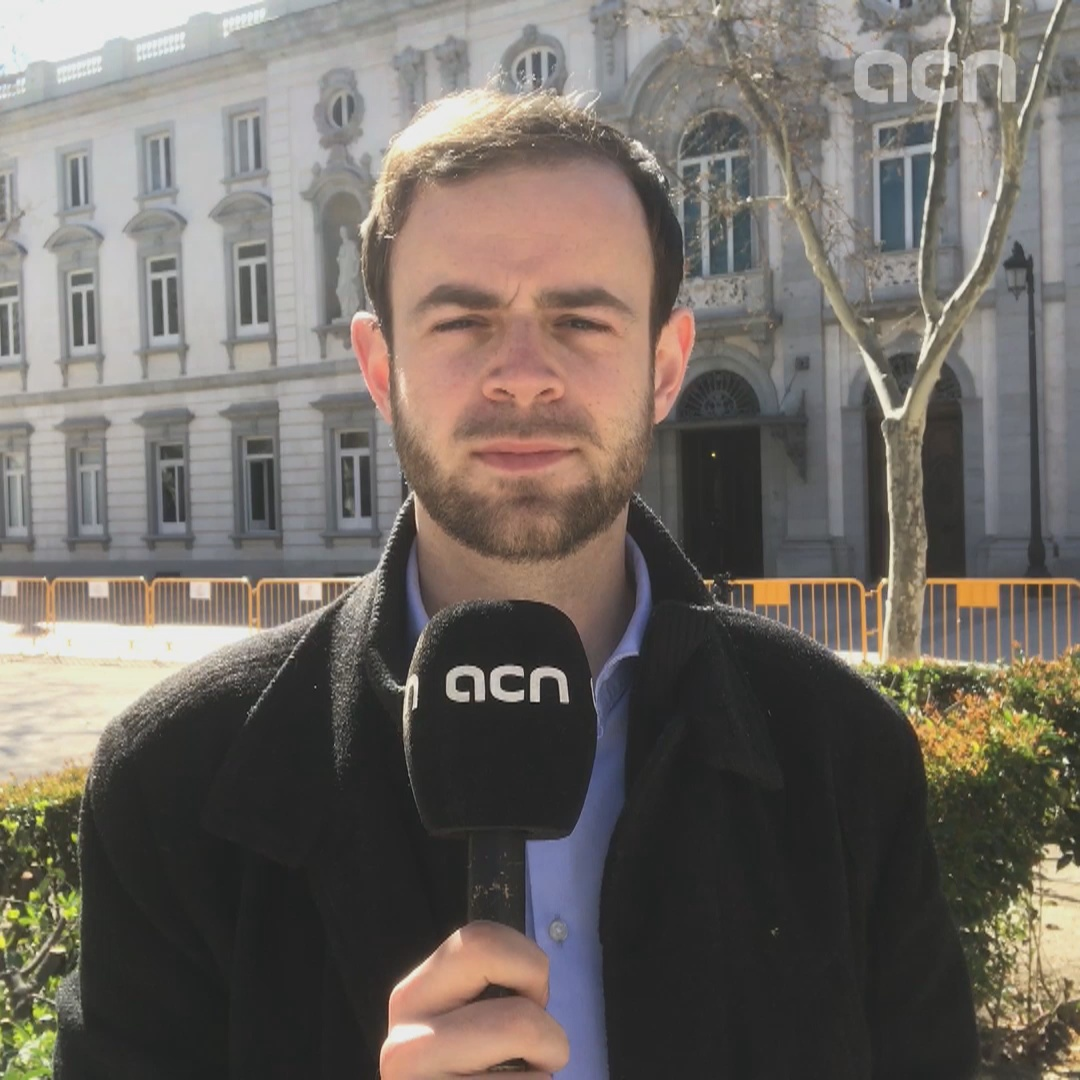 Catalan Trial day 14 - Catalan police officer amends testimony