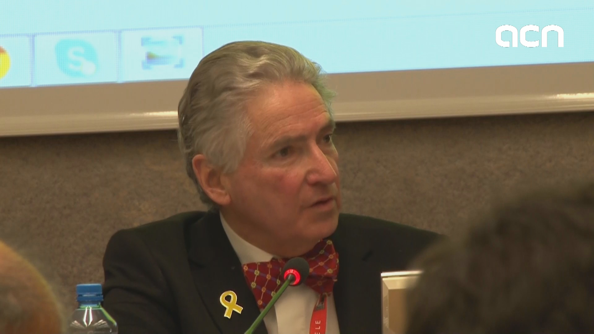 """Nothing more democratic than having a referendum,"" says Alfred de Zayas"