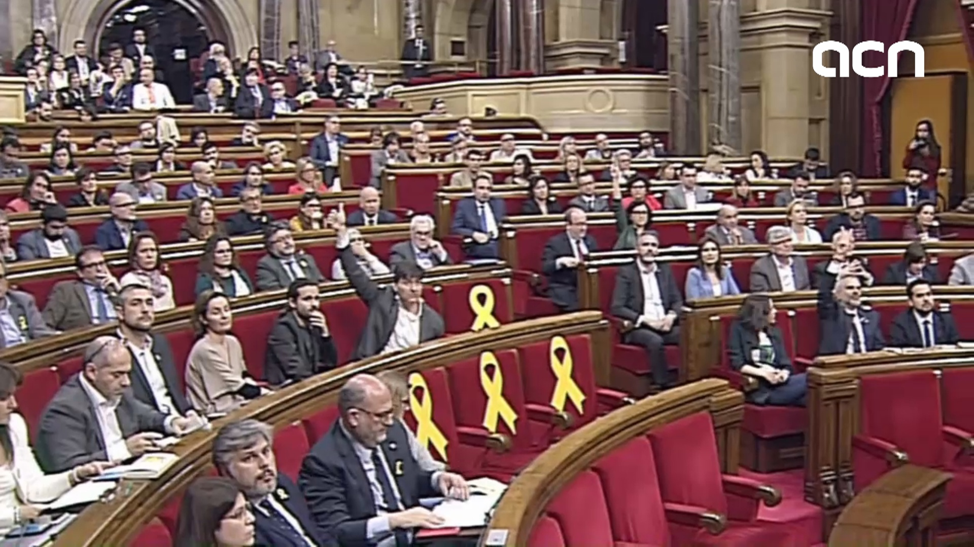 Catalan parliament and Spain to clash over bill to allow Puigdemont's swearing-in