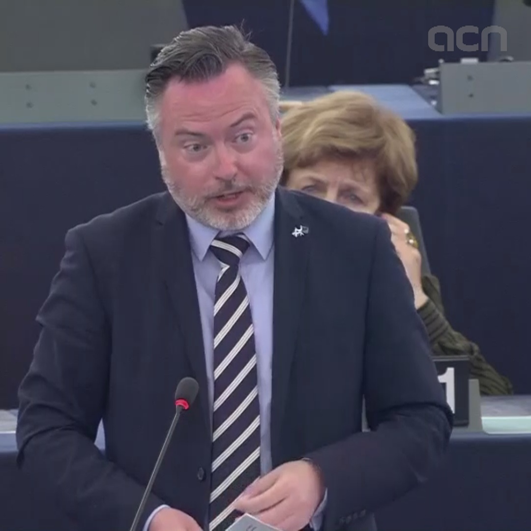 Alyn Smith comments on absence of Catalan MEPs in European Commission president debate