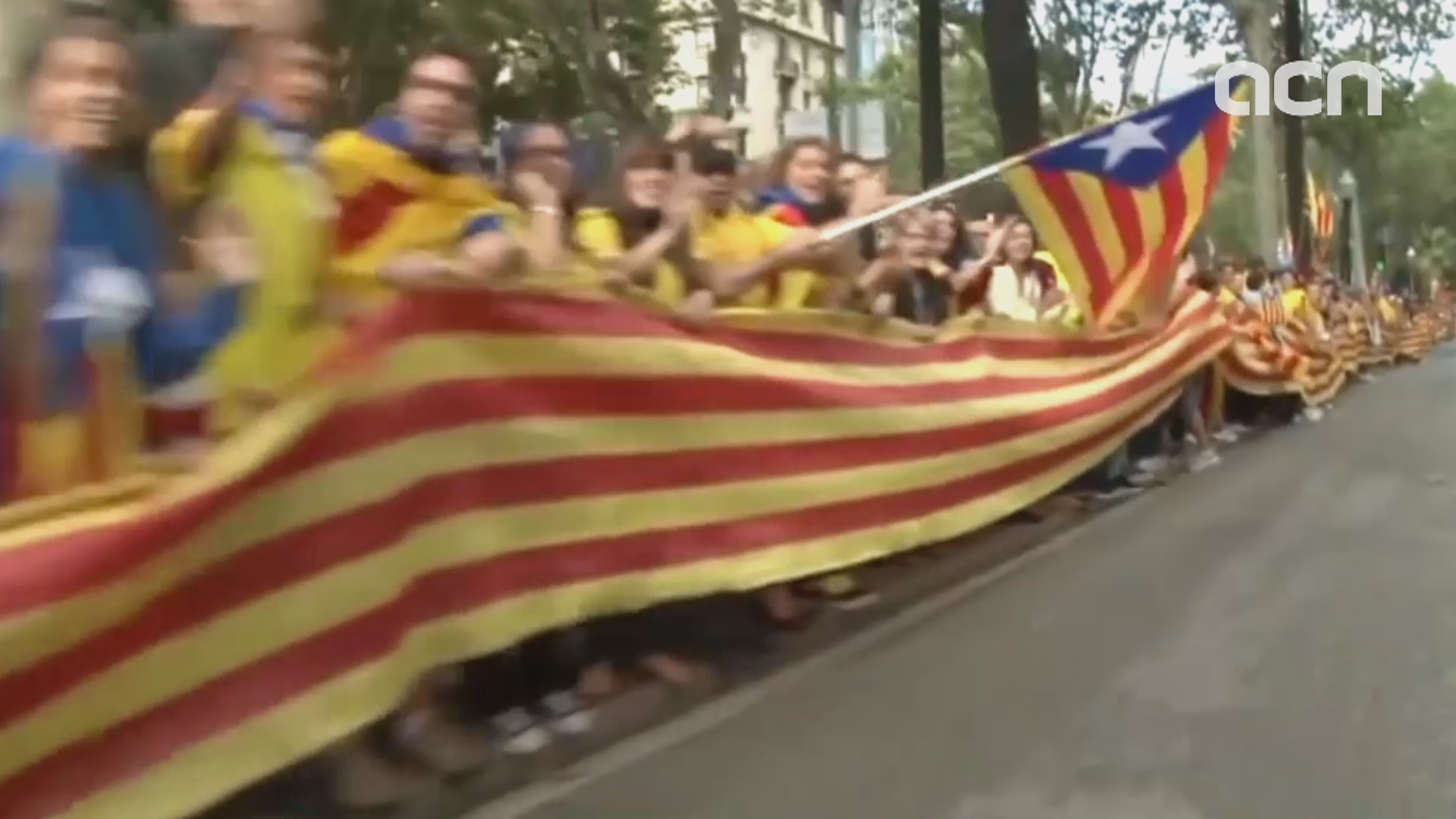 A short history of Catalan independence demonstrations