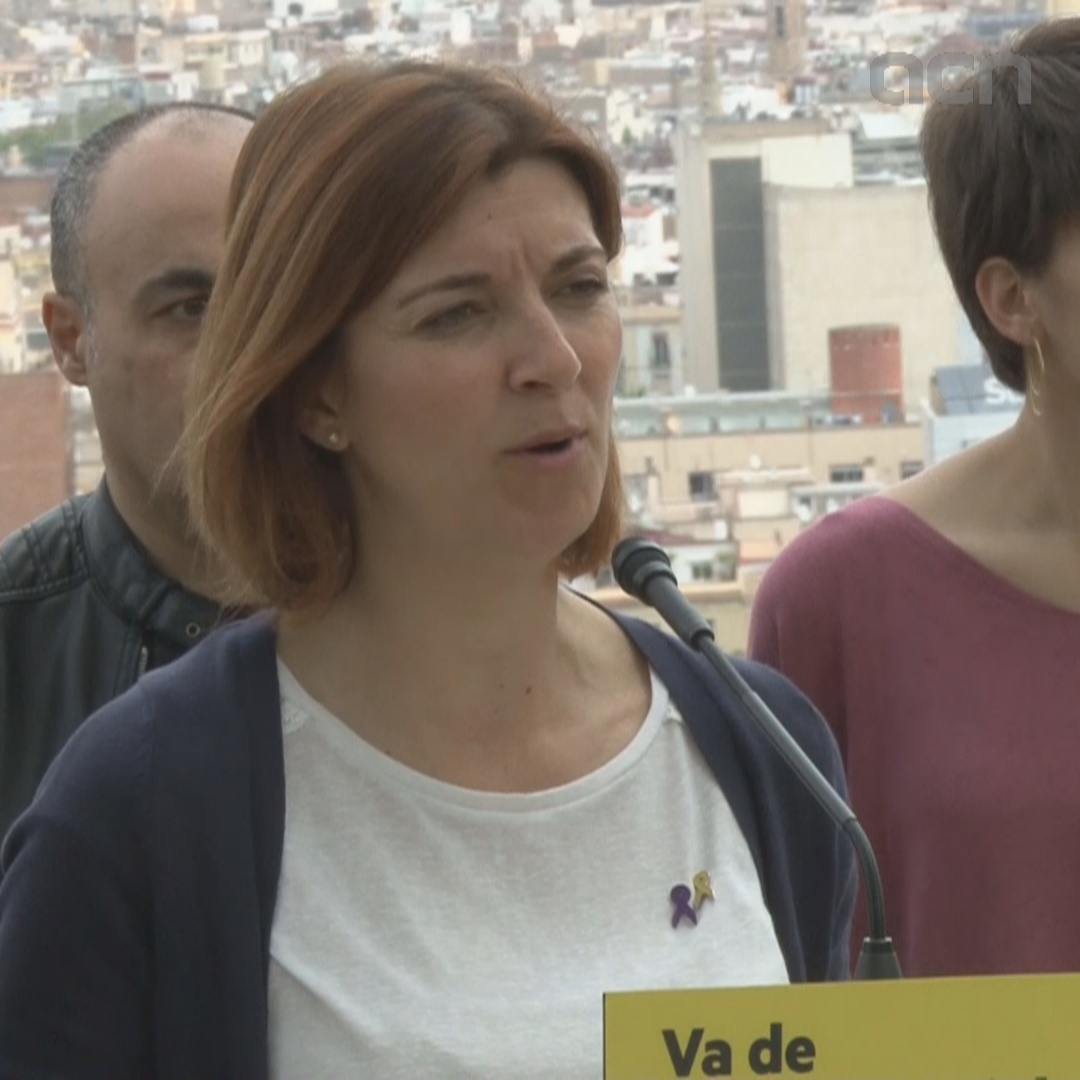 Esquerra will 'never renounce' a referendum, says number 3 candidate