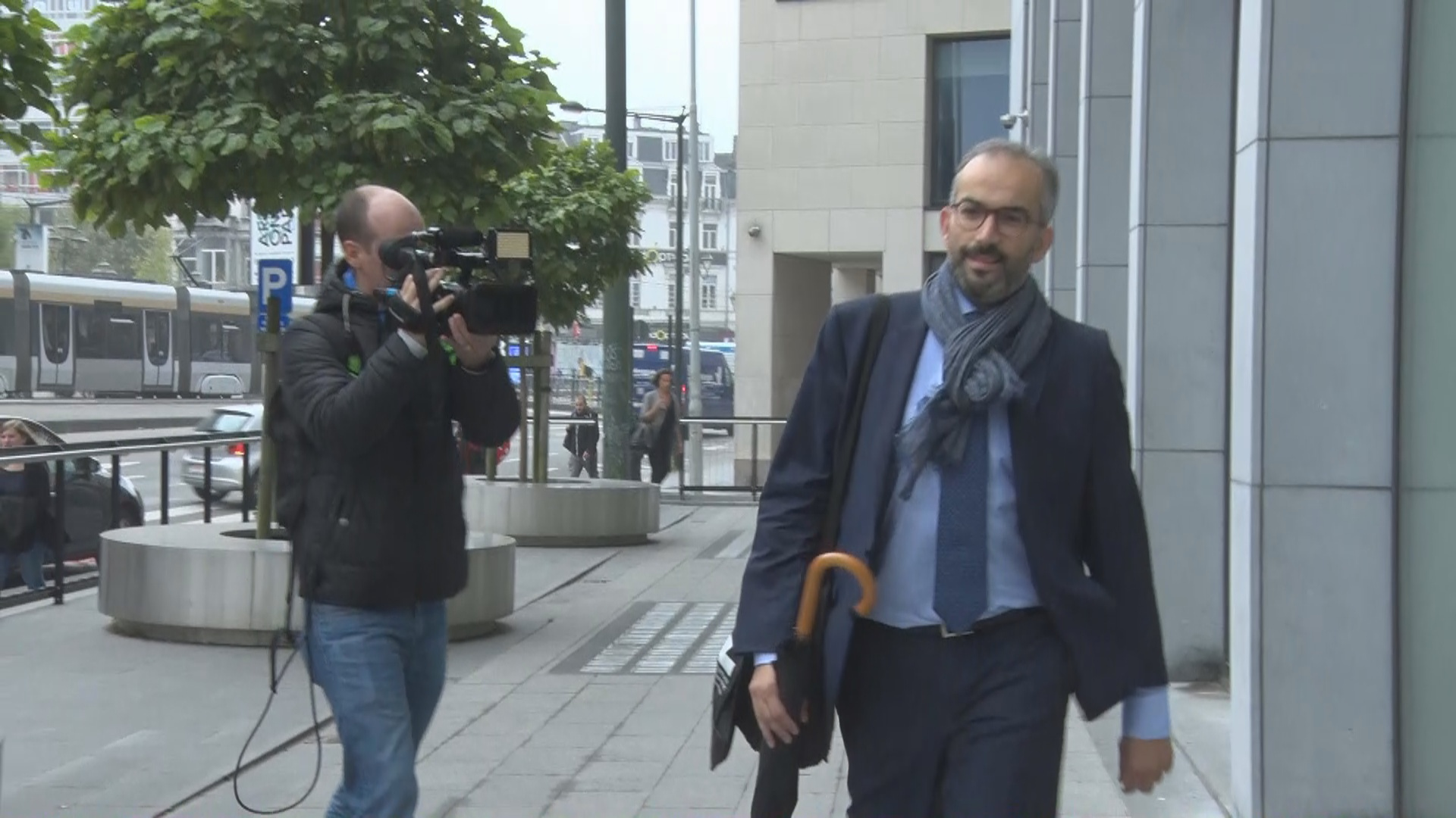 Belgian court postpones hearing against judge overseeing independence case until September 25
